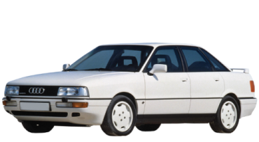 Коврики EVA Audi 80/90 B-3 (8A) 1986 - 1995