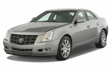 Коврики EVA Cadillac CTS 2002 - 2013 4WD