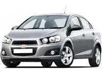 Коврики EVA Chevrolet Aveo 2012 - наст. время (седан)