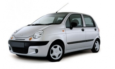 Коврики EVA Daewoo Matiz 2000 - наст. время