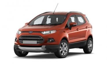 Коврики EVA Ford Ecosport 2013 - наст. время