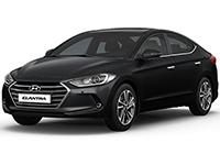 Коврики EVA Hyundai Elantra VI (AD) 2015 - наст. время