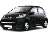 Коврики EVA Peugeot 107 2005 - наст. время