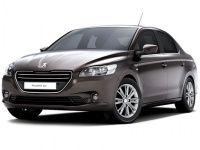Коврики EVA Peugeot 301 2012 - наст. время