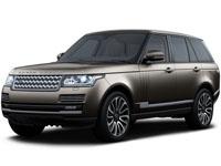 Коврики EVA Range Rover IV 2012 - 2017