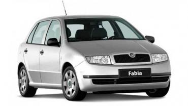 Коврики EVA Skoda Fabia I 1999 - 2007