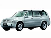 Коврики EVA Suzuki Grand Vitara XL7 (7 мест) 2001 - 2008