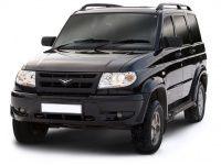 Коврики EVA УАЗ Патриот 2005 - 2014г с нахлестом