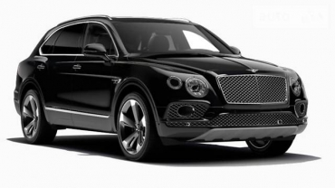 Коврики EVA Bentley Bentayga I 2015 - наст. время