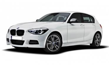 Коврики EVA BMW 1 (F20/F21) 2011- 2020