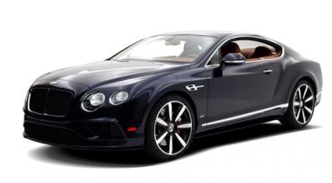Коврики EVA Bentley Continental GT II 2011-2017 (купе)