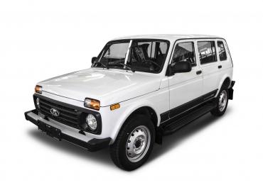 Коврики EVA LADA (ВАЗ) 2131 (4x4) (5 дверей) 1977 - наст. время