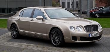 Коврики EVA Bentley Continental Flying Spur 2005 – 2012