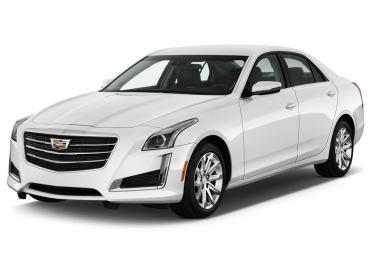 Коврики EVA Cadillac CTS III 2013-2019