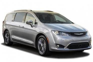 Коврики EVA Chrysler Pacifica (RU) 2016 – наст. время  (7мест)