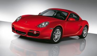 Коврики EVA Porsche Cayman I (987) 2005-2012