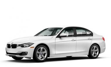 Автомобильные коврики Eva BMW 3 (F30) 2011 - 2016