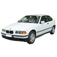 Автомобильные коврики Eva BMW 3 (Е36) 1991 - 1998 (компакт купэ)