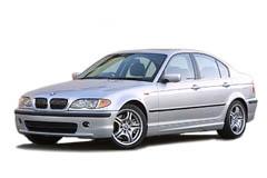 Автомобильные коврики Eva BMW 3 (Е46) 2WD 1998 - 2005