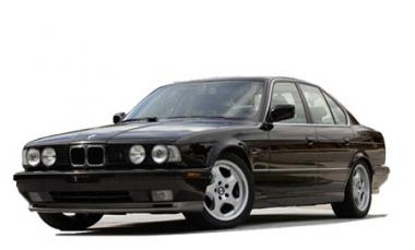 Автомобильные коврики Eva BMW 5 (Е34) 1988 - 1997 (седан)