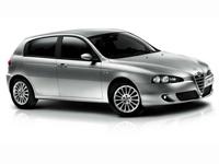 Автомобильные коврики Eva Alfa Romeo 147 2000-2010