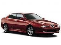Автомобильные коврики Eva Alfa Romeo 166 1998-2007
