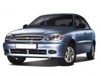 Коврики EVA Chevrolet Lanos 2005 - наст. время