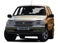 Коврики EVA Chevrolet Niva 2002 - 2009