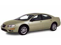 Автомобильные коврики Eva Chrysler 300М 1998-2004