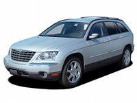 Автомобильные коврики Eva Chrysler Pacifica (CS) 2003 – 2008 (6 мест 4WD)