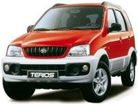 Автомобильные коврики Eva Daihatsu Terios I 1997-2006