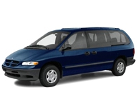 Автомобильные коврики Eva Dodge Caravan III 1995 - 2000