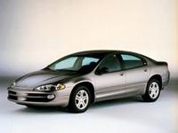Автомобильные коврики Eva Dodge Intrepid II 1998 - 2004