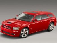 Автомобильные коврики Eva Dodge Magnum 2003 - 2008