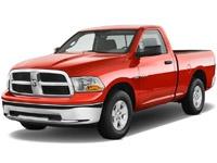 Автомобильные коврики Eva Dodge Ram IV поколение 2009 - 2012