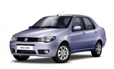 Автомобильные коврики Eva Fiat Albea 2002 - 2012
