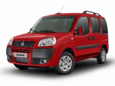 Автомобильные коврики Eva Fiat Doblo l 5 мест 2005 - 2015
