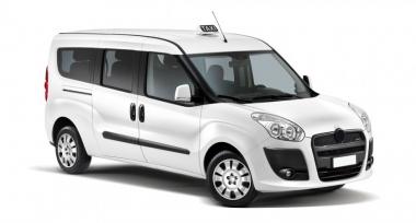 Автомобильные коврики Eva Fiat Doblo Maxi II 2015-нв