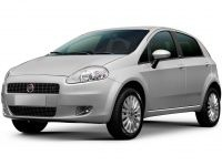 Автомобильные коврики Eva Fiat Grande Punto III 2005 - 2009