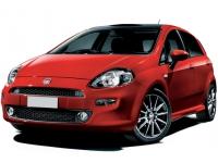 Автомобильные коврики Eva Fiat Punto Evo 2009 - 2012