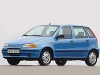 Автомобильные коврики Eva Fiat Punto I (1993 - 1999)