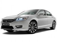 Автомобильные коврики Eva Honda Accord IX 2012 - 2020