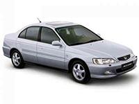 Автомобильные коврики Eva Honda Accord VI (правый руль)/Honda Torneo 1998 - 2002