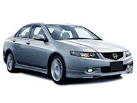 Автомобильные коврики Eva Honda Accord VII (правый руль) 2003 - 2008