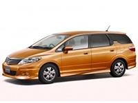 Автомобильные коврики Eva Honda Airwave (правый руль) 2005 - 2010