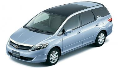 Автомобильные коврики Eva Honda Airwawe 2004-2010