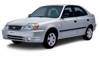 Автомобильные коврики Eva Hyundai Accent 2000 - 2012