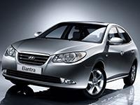 Автомобильные коврики Eva Hyundai Elantra IV (HD) 2006 - 2010