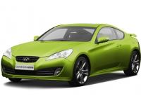 Автомобильные коврики Eva Hyundai Genesis (купе) 2008 - 2014