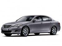 Автомобильные коврики Eva Hyundai Genesis (седан) 2008 - 2014